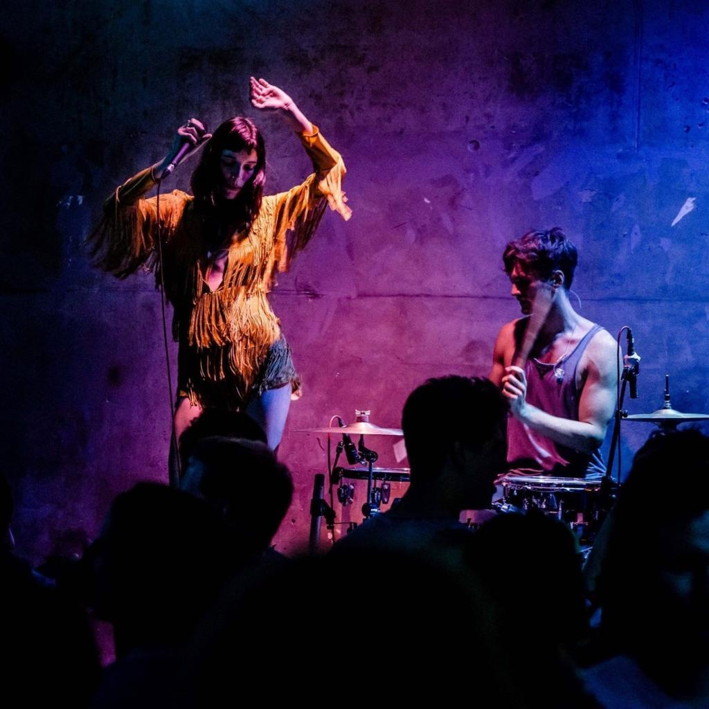 Dj plus Live-Musiker für Club Events