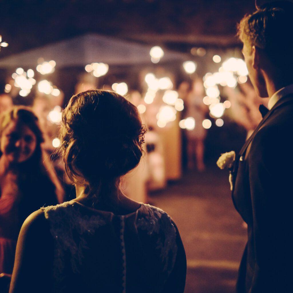 Hochzeits-Band